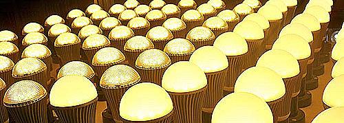 Срок службы светодиодных ламп