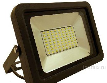 FL-LED Light-PAD 100W 2700К  8500Лм 100Вт  AC195-240В 316x230x38мм 1900г - Прожектор